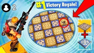 Download 200 IQ VICTORY ROYALE! *INSANE* (Fortnite FAILS & WINS #12) Video