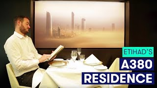 Download The Points Guy Reviews Etihad's A380 Residence Video