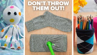 Download Don't Throw Out Those Single Socks! Video