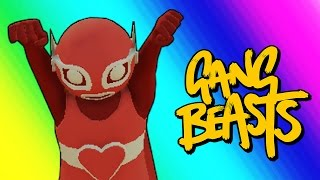 Download Gang Beasts Funny Moments - Lover Boy! Video