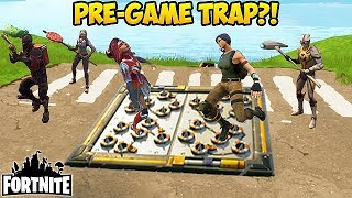 Download WORLDS FIRST PRE-LOBBY TRAP! - Fortnite Funny Fails and WTF Moments! #201 (Daily Moments) Video