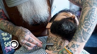 Download The Best Beard Trim from a Master Barber Video