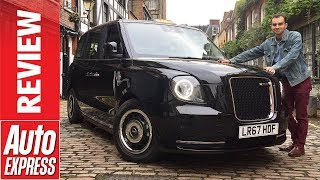 Download New London Taxi review - how does the LEVC TX fare? Video