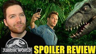 Download Jurassic World: Fallen Kingdom - Spoiler Review Video