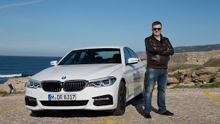 Download BMW Seria 5 G30 Test Drive AutoBlog.MD Video