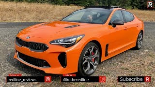Download Is the 2020 Kia Stinger GTS the Ultimate Stinger You Can Buy? Video