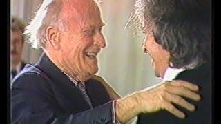 "Download Cyprien Katsaris plays his Fantasy on ""Happy Birthday to you"" for Yehudi Menuhin's 70th birthday Video"