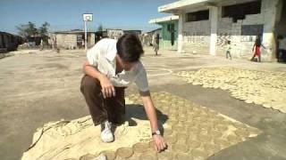 Download Haitians eat dirt cookies to survive Video