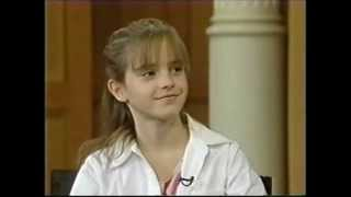 Download EMMA WATSON - 11 - INTERVIEW - 2001 Video