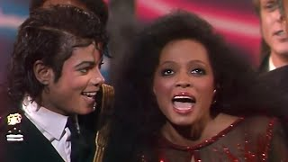 Download HD - We Are The World LIVE 1986 - Michael Jackson & Others Video