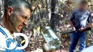 Download Caught with 55 Gallons of Moonshine | Moonshiners Video