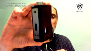 Download Steam Box bottom feeder with dna40 - Spazio Svapo Video