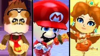 Download Super Mario Miitopia ALL EVENT CUTSCENES (3DS) Video
