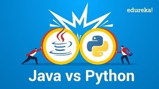 Download Java vs Python Comparison | Which One You Should Learn? | Edureka Video