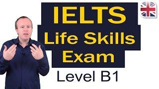 ✓ IELTS Life Skills – B1 Speaking and Listening Test Free