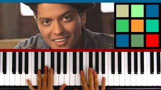 Download How To Play ″Talking To The Moon″ Piano Tutorial (Bruno Mars) Video