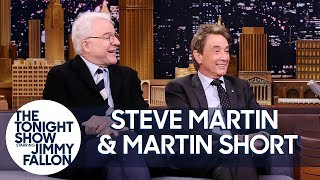 Download Steve Martin Got Great Advice from Oprah About Supporting Martin Short Video