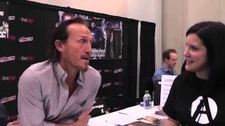 Download Astronaut interview Jerome Flynn at this years NY Comic Con Video