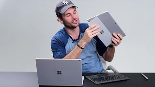 Download Microsoft Surface Book Vs Surface Pro 4 Comparison/Review Video