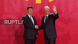 Download Peru: Obama, Xi Jinping and Putin arrive for APEC meeting on business Video