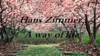 Download Hans Zimmer - ″A way of life″ Video
