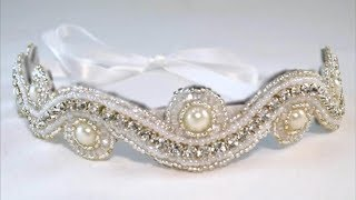 Download How to Make a Bead Embroidered Headband Video