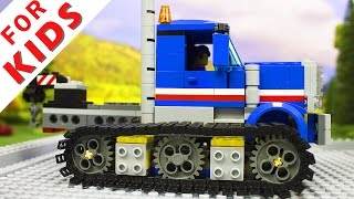 Download LEGO Experimental Cars Video