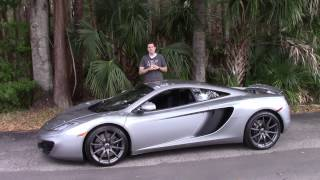 Download The McLaren MP4-12C Is a Great Deal At $140,000 - Or Is It? Video