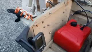 Download Custom Jon boat! lightest weight!!! Video