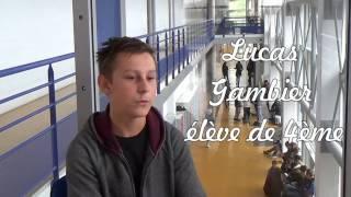 Download Collège André Malraux de Paron - la vie des élèves Video
