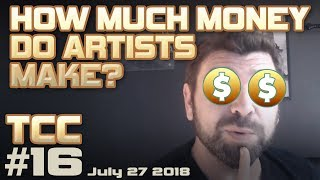 Download How much MONEY do concept artists make? + Freelance artist tips. TCC#16 July 27 2018 Video