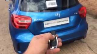 Download Mercedes A Class W176 Remote Start OEM Remote Video