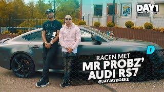 Download #DAY1 Special || RACEN op circuit met 700PK Audi RS7 van Mr. Probz Video