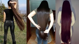 Download My Grandmother Told Me a Secret To Grow Extra Long Hair, I Can't Believe!! Video