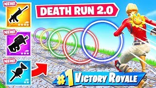 Download LOOT RACE DEATH RUN 2.0 *NEW* Game Mode in Fortnite Battle Royale Video