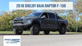 Download URBAN LEGEND | 2018 Shelby Baja Raptor | SEMA SHOW 2017 Video