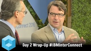 Download Wrap Up Day 1 - #IBMInterConnect 2016 - #theCUBE Video