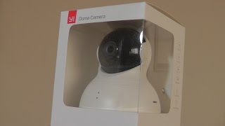 Download REVIEW: YI Dome 360 Wi-Fi Home Security Camera! Video