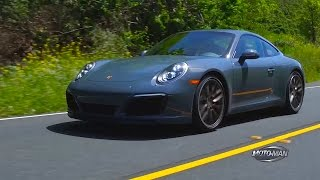 Download 2017 Porsche 911 Carrera & 911 Carrera S - 991.2 – FIRST DRIVE REVIEW (2 of 3) Video