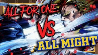 Download United States of Smash! - Animelee (All Might vs All for One) Video