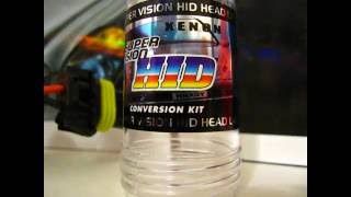 Download HID XENON 2010 GUIA DE COLORES BULBOS SUPERVISION 100% ORIGINALES Video