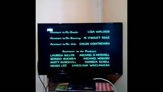The Simpsons end credits 2004 Free Download Video MP4 3GP M4A