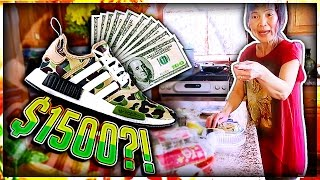 Download Mom Freaks Out at me for Buying $1500 Shoes! (Live Footage) Video