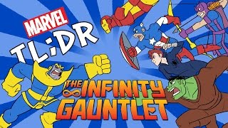 Download What is Infinity Gauntlet? - Marvel TL;DR Video