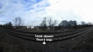 Download I didn't hear a train (Experience the VR) Video