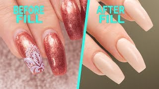 Download Nail Fill and Rebalance - Step By Step Tutorial Video