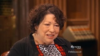 Download 'This Week': Justice Sonia Sotomayor Video