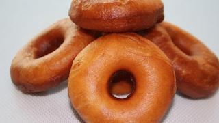 Download doughnuts/donuts recipe/how to make doughnuts - Cooking A Dream Video