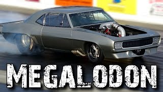 Download Will Megalodon Dominate No Prep Kings? Street Outlaws Live (2018) Video