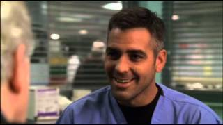 Download george clooneys best scene from ER Video